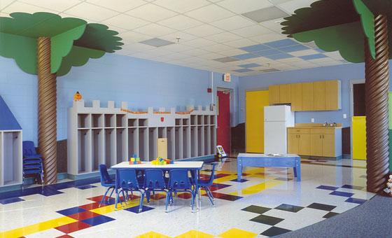 Modern Day Classroom Design ~ Sea academy
